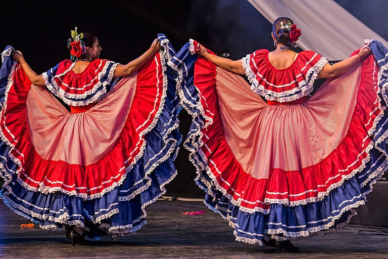 Young dancers from Costa Rica   © Ioan Florin Cnejevici/Shutterstock