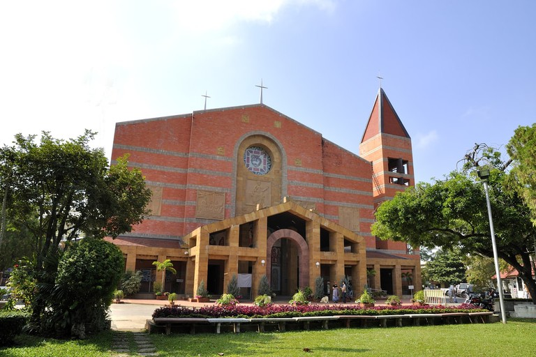 Cathedral Sacred Heart College, Chiang Mai, Thailand