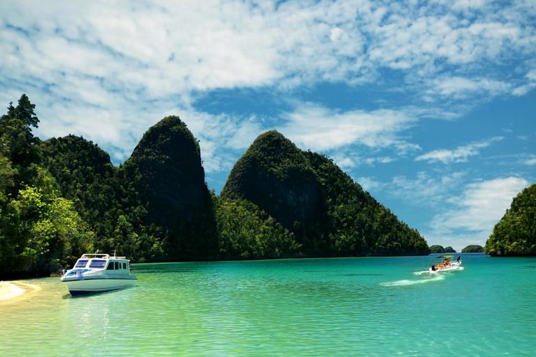 Raja Ampat Island, Papua, Indonesia