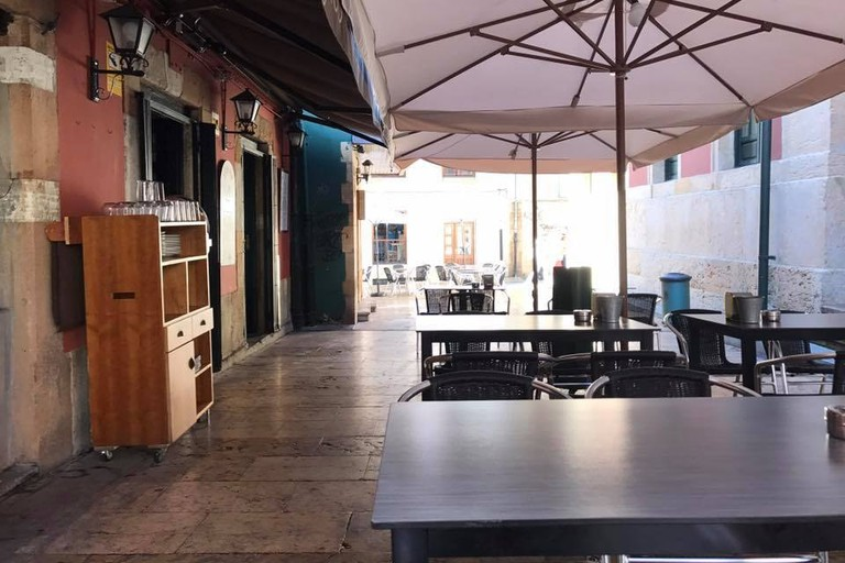 Sidreria El Gato Negro, Oviedo