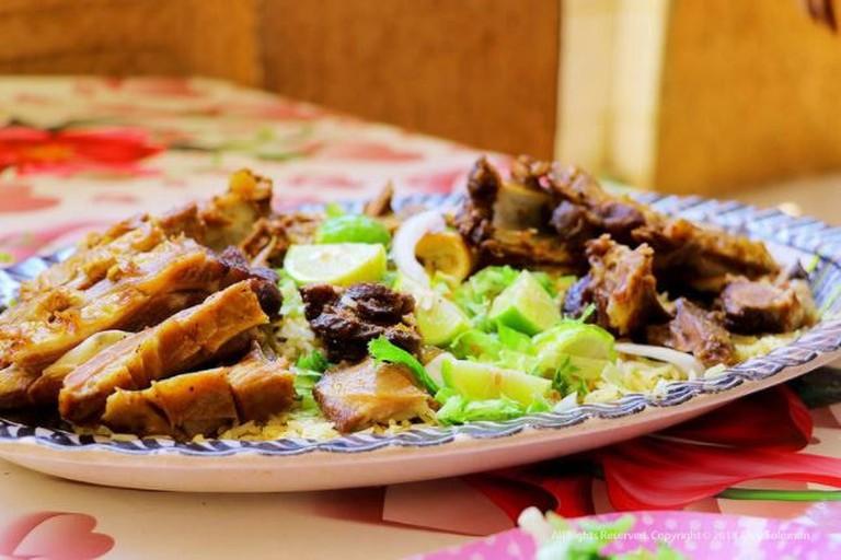 Somali dish