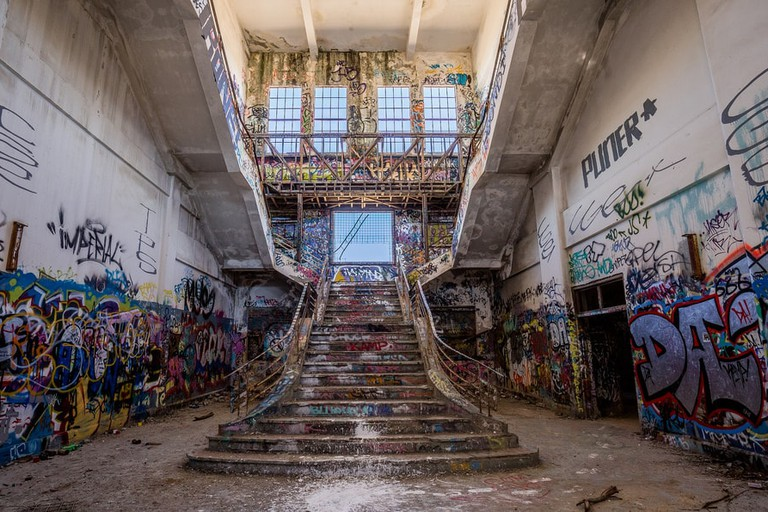 South Fremantle Power Station © Julian Lennon / Flickr