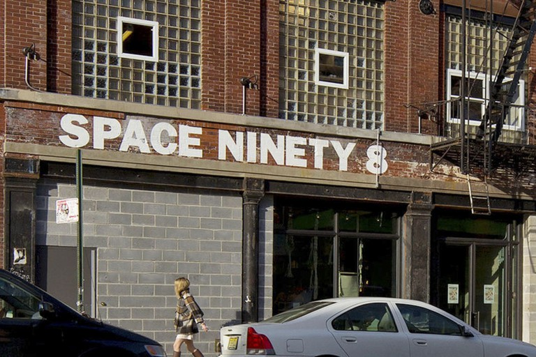Space Ninety 8, Brooklyn, New York.