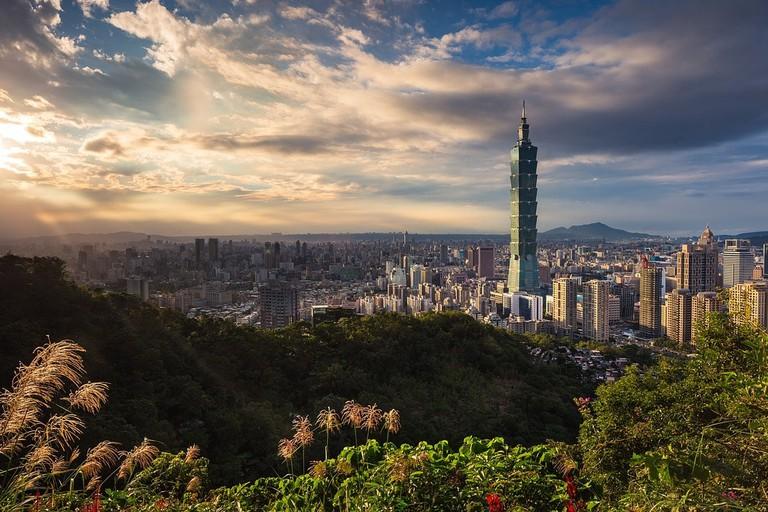 Taipei 101 Pexels Pixabay