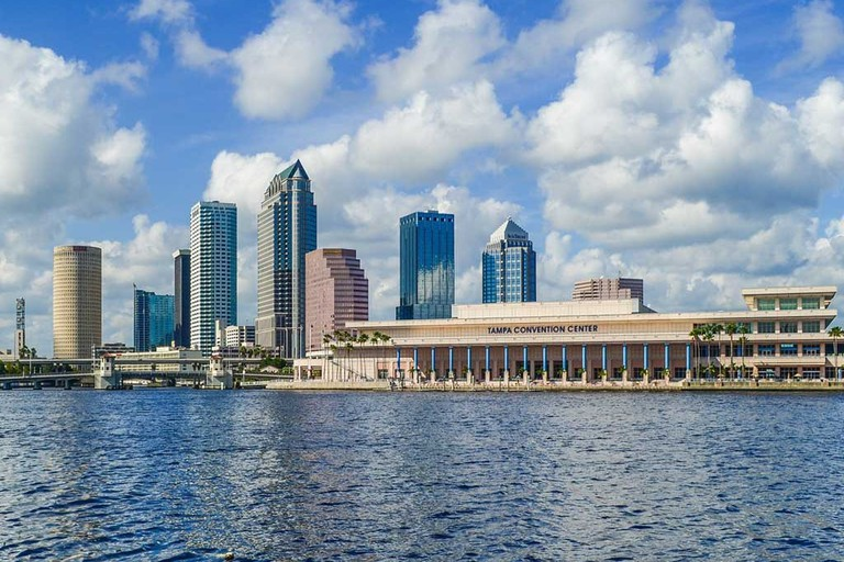 Tampa Waterfront Area