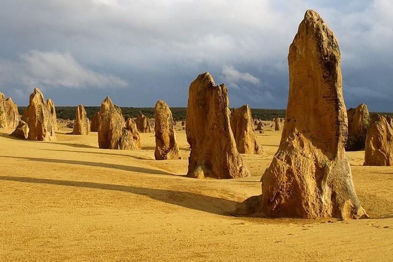The Pinnacles   © Binarysequence / WikiCommons