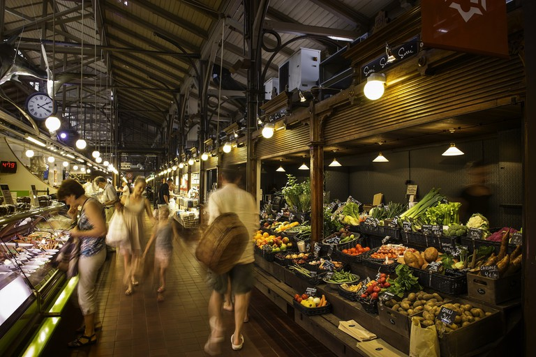 Turku Market Hall has Scandinavian and ethnic food produce from around the globe.