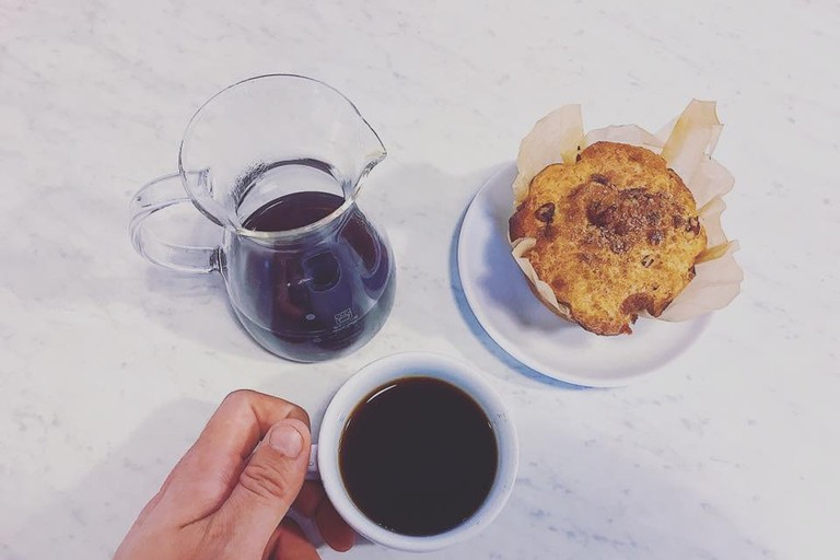 Mile Square Roasters | Courtesy of Mile Square Coffee