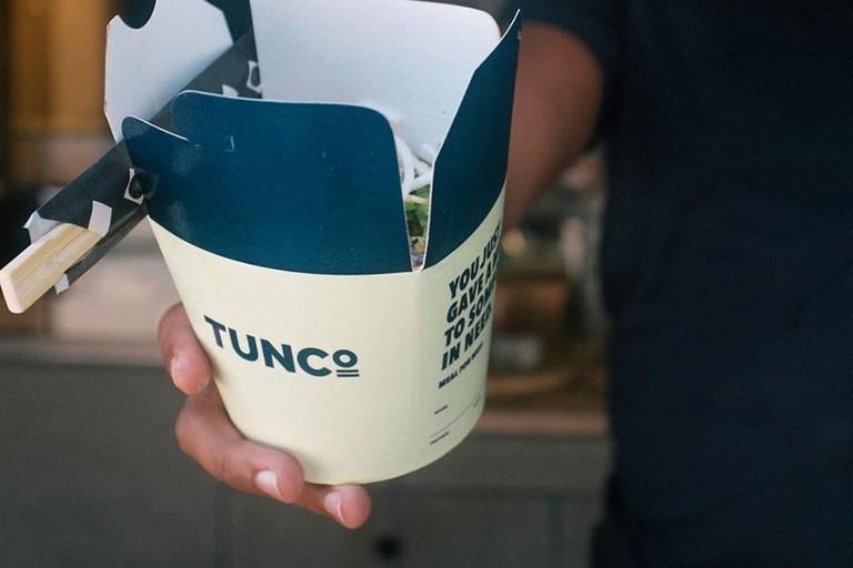 When eating at Tunco, a portion of the price of the meal goes to a person in the developing world | © Tunco