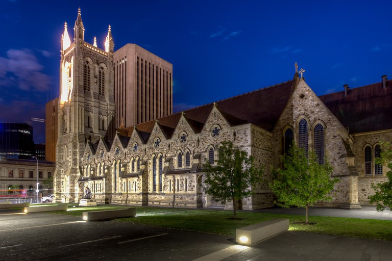 St Francis Xavier's Cathedral
