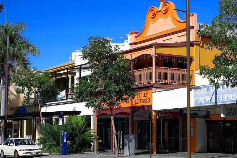 The Balcony Restaurant