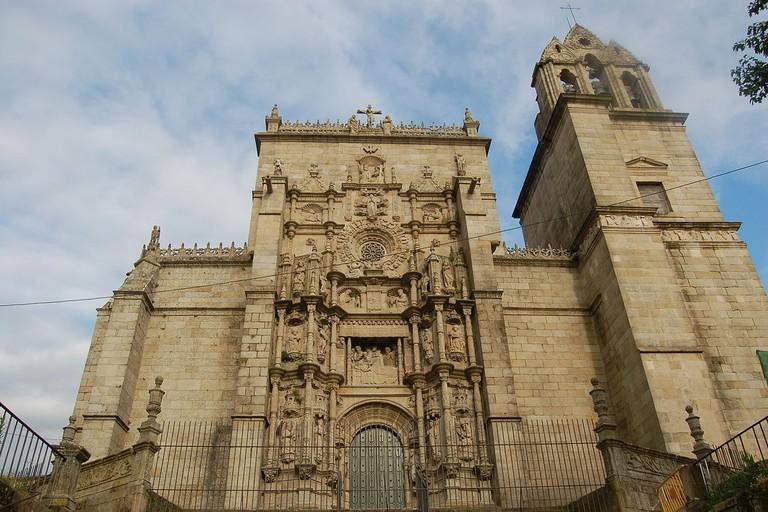 Basílica de Santa María a Maior, Pontevedra, Spain
