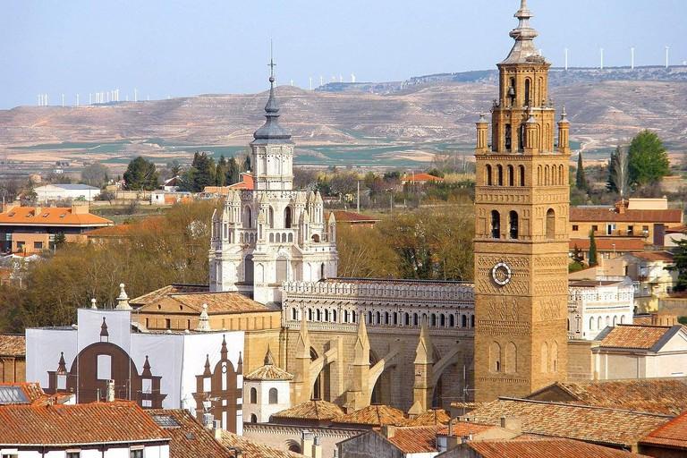 Catedral Santa Maria de la Huerta, Tarazona, Spain