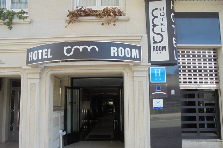 Hotel Room, Pontevedra