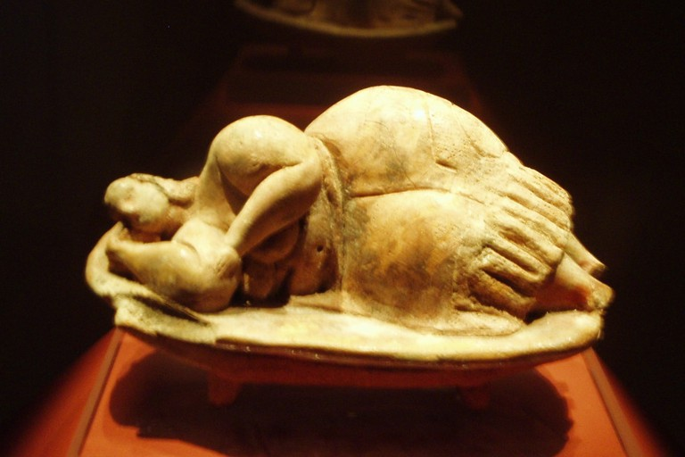Sleeping Lady from the Hypogeum, National Museum of Archaeology, Valletta