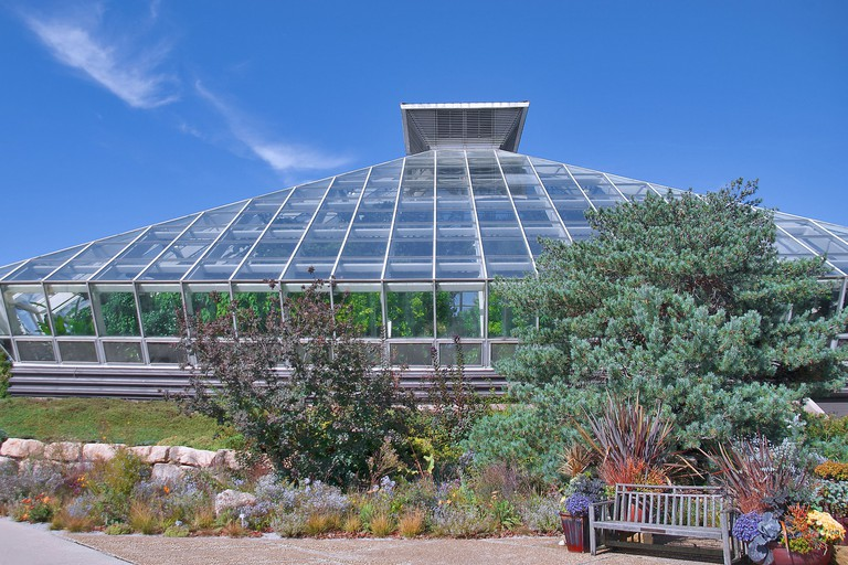 The Bolz Conservatory | © Ron Cogswell/flickr