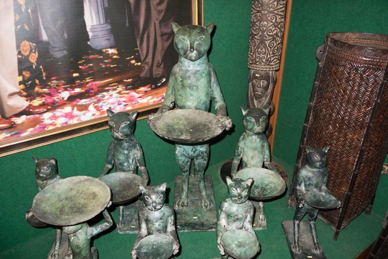cat museum kuching