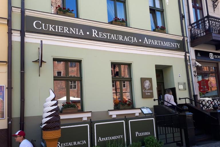 Cukiernia Sowa in Toruń | © Northern Irishman in Poland