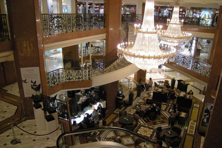 Le Métropole Shopping Centre