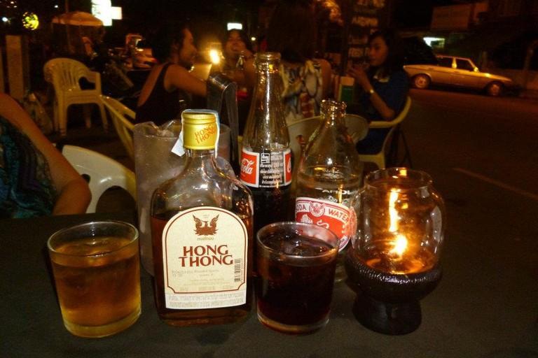 Thai whisky