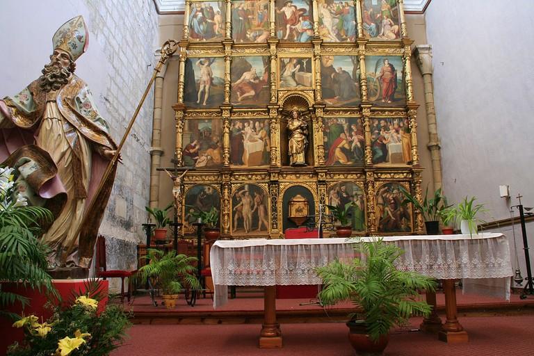 Parroquia la Magdalena, Tarazona