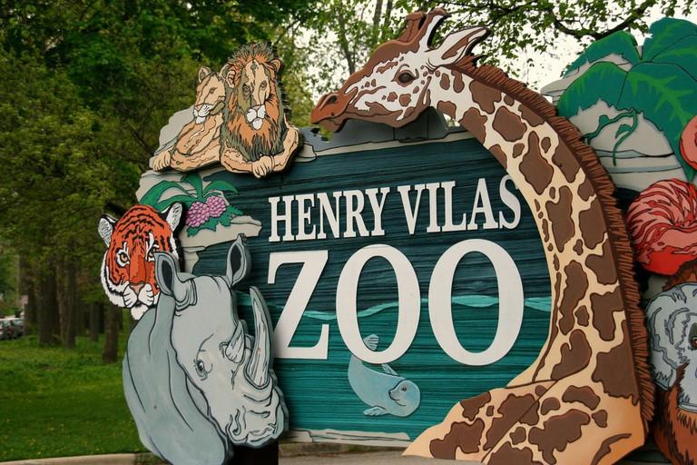 Henry Vilas Zoo in Madison   © okandasan/flickr
