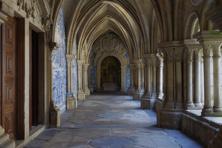 Cloisters at Porto Cathedral