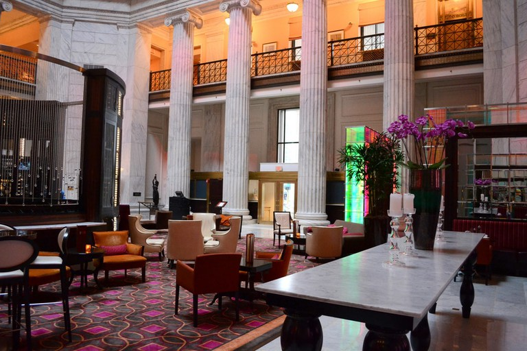 Ritz Carlton Hotel Philadelphia