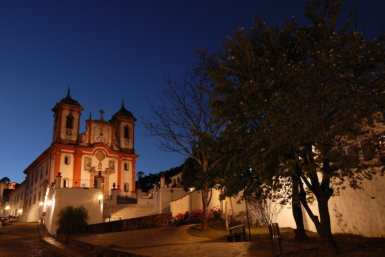 Bars Ouro Preto Brazil