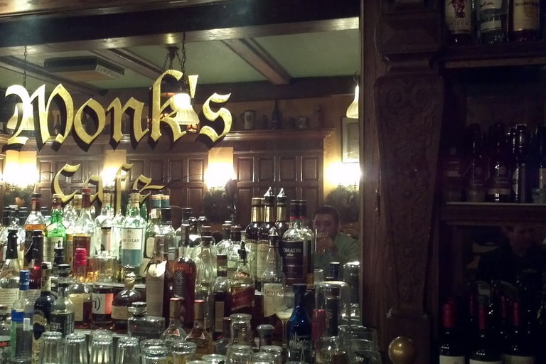 Monk's Cafe Philadelphia