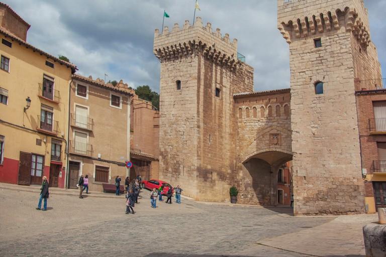 Puerta Baja, Daroca, Spain