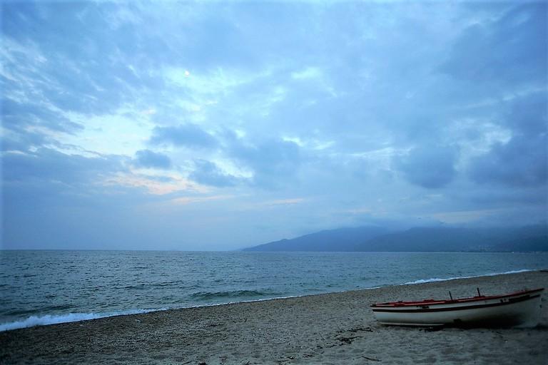 Asprovalta beach