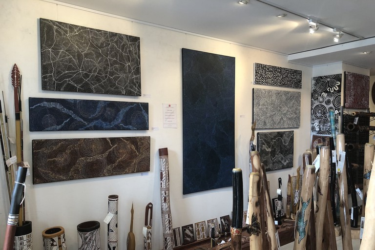 Aboriginal Art Galleries display room © Aboriginal Art Galleries