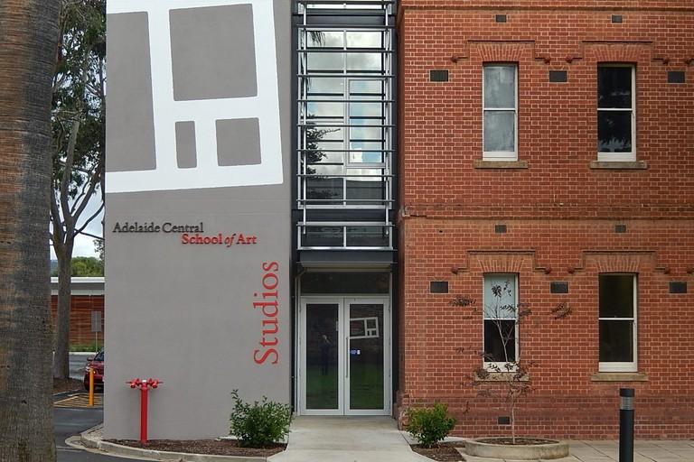 Adelaide Central School of Art exterior © Michael Coghlan / Flickr