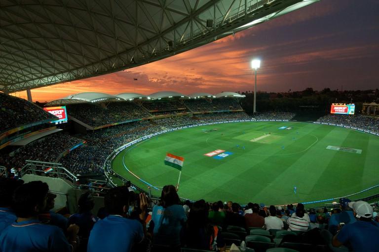 Adelaide Oval © Rajiv Bhuttan / Flickr