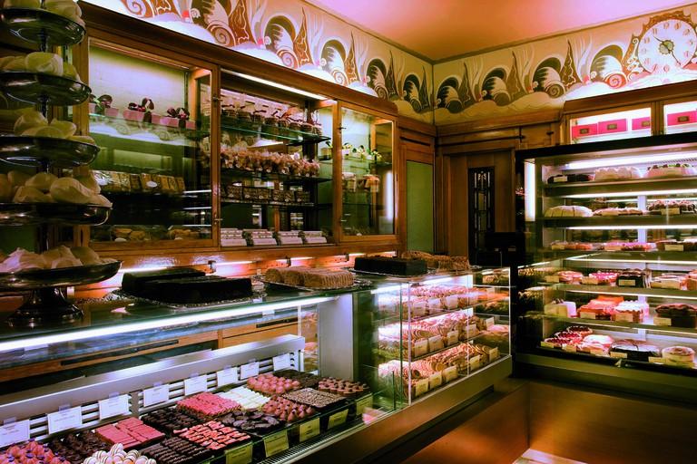 alleen winkel dessert