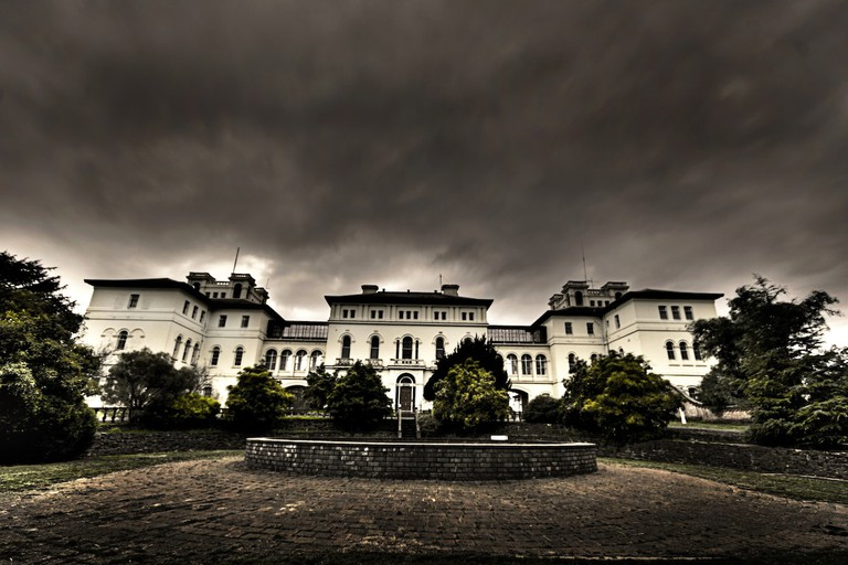 Aradale Mental Hospital © Eldraque77 / Wikimedia Commons