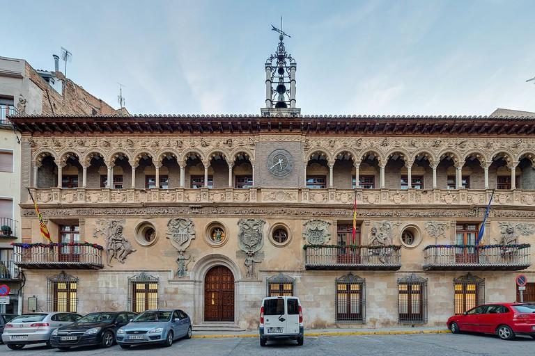 Ayuntamiento de Tarazona, Spain