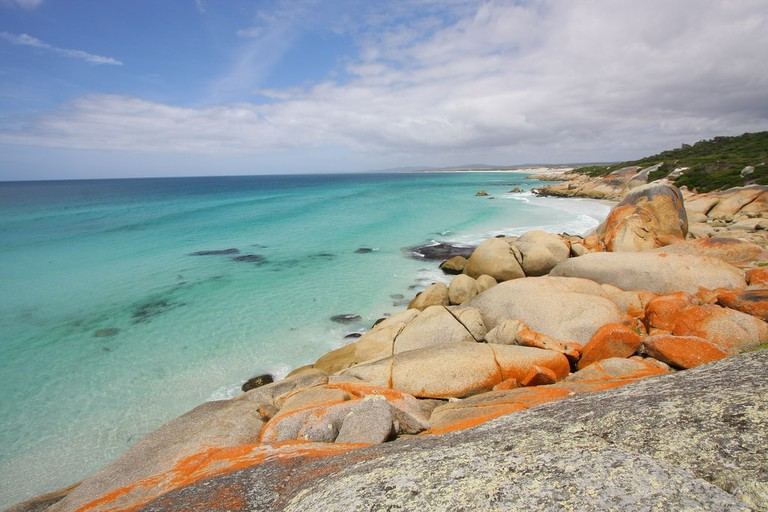 Bay of Fires © Anna Oakley / Flickr
