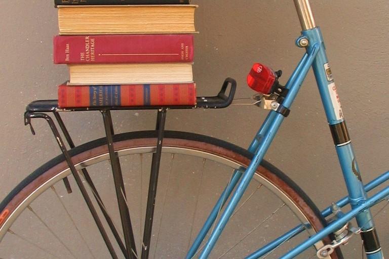 Blue Bike Books -- Eponymous -- photo by Jonathan Sanchez (1)