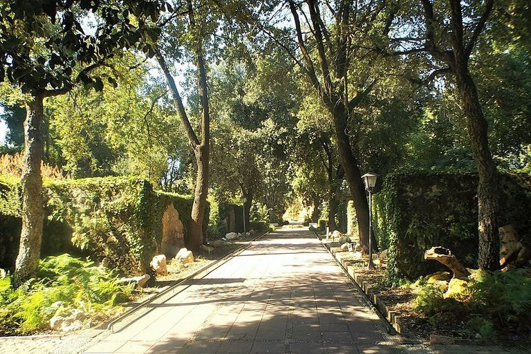 Camino_del_Real_Jardín_Botánico_de_Córdoba