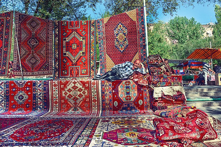 Carpets_in_Yerevan_vernissage