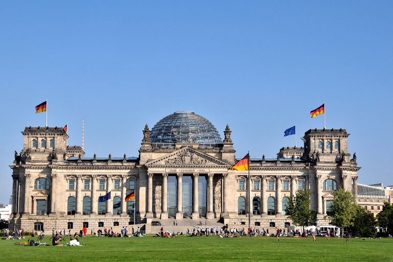 The Reichstag can be visited for free, but tickets should be booked in advance