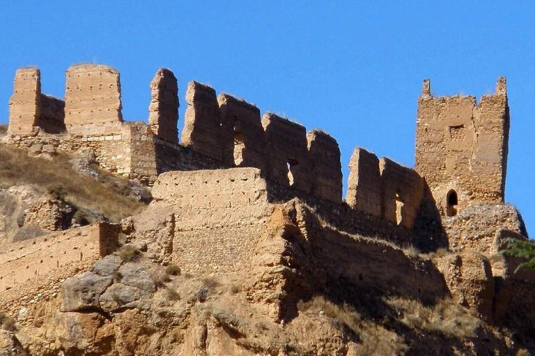 Castillo Mayor, Daroca