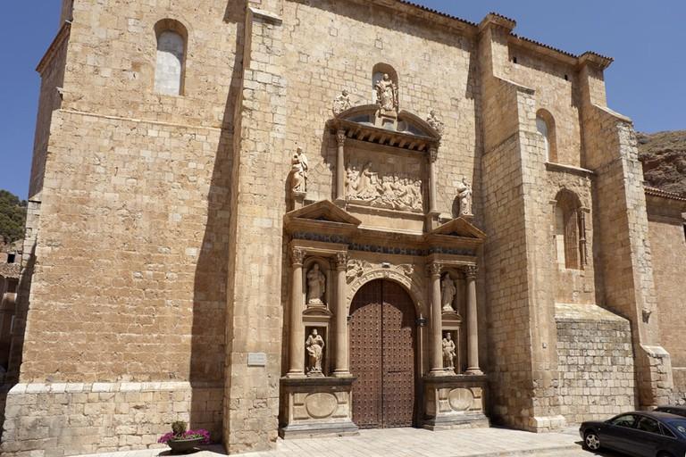 Iglesia colegial de Sa. Maria de los Sagrados Corporales, Daroca, Spain