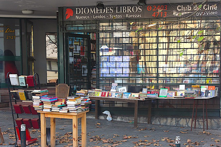 Diomedes Libros, bookstore, Uruguayan bookstore, Montevideo