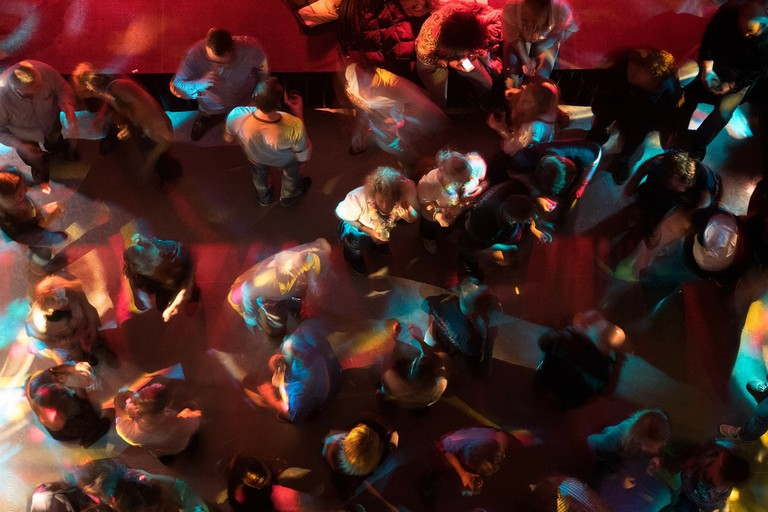 Dance the night away at Attik