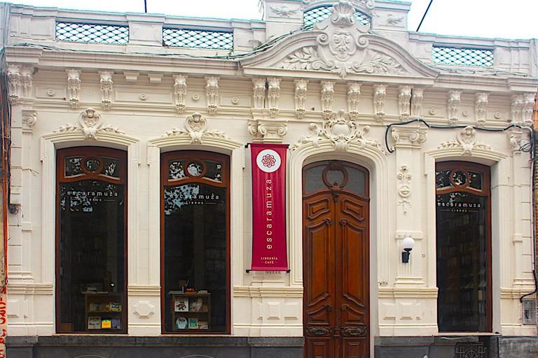 Escaramuza, Uruguayan bookstore, Montevideo, librería