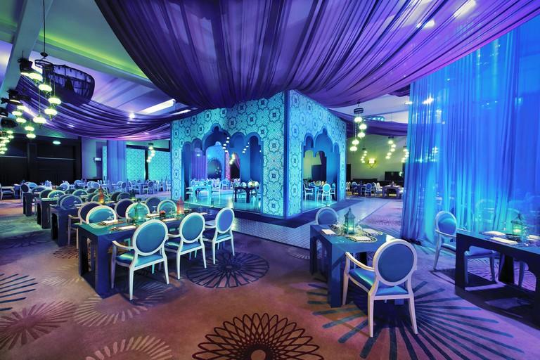 Fairuz Tent_Fairmont The Palm Iftar_
