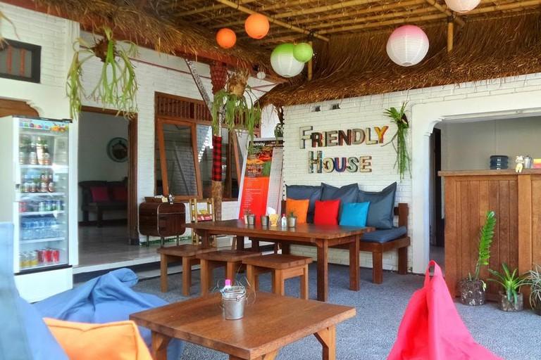 friendly house